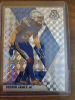 2020 Panini Mosaic Derwin James Jr Mosaic Prizm Los Angeles Chargers!!!