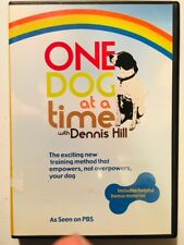 One Dog At A Time (DVD) By Dennis Hill As Seen On PBS TV - Training Video Series