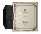Rare Vintage 1977 HOLY BIBLE INTERNATIONAL Old & New Testament 48 Cassette Set