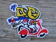 A178 ECUSSON PATCH THERMOCOLLANT aufnaher toppa ESSO scooter vespa moto auto