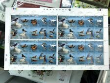 China Taiwan 1991 Mini S/S Stream Bird in Taiwan Stamps set  BIRDS