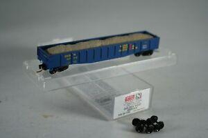 N Scale 105 00 130 Micro Trains MTL Golden West Service 50' Gondola w/ Load