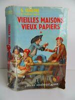 G. LENOTRE / VIEILLES MAISONS, VIEUX PAPIERS t.2 Perrin 1961