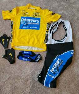 NIKE Tour de France DISCOVERY Leaders Team cycling kit Size  XXL