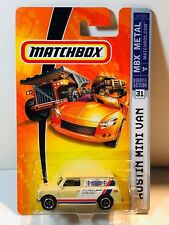 "MATCHBOX MB31 1965 AUSTIN MINI PANEL VAN ""BRITISH AUTO PARTS"""
