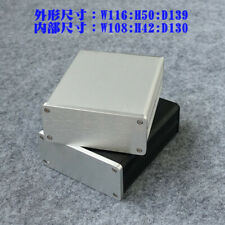 Full Aluminum Audio Amplifier Enclosure/ Mini AMP Case/ Preamp Box/ PSU Chassis