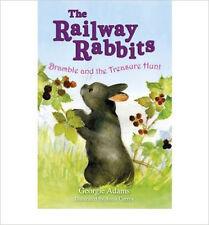 Bramble and the Treasure Hunt (Railway Rabbits - book 8), New, Georgie Adams Boo