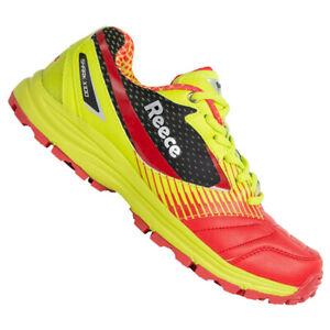 Reece Australia Shark Feldhockey Sport Schuhe 875207-4600 Gr. 42 gelb rot neu
