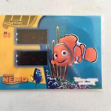 Disney Pixar Treasures Finding Nemo DPT-175 Reel Piece of History Film card