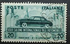 1951 ITALIE Salon International de l''automobile 20 livres d'occasion
