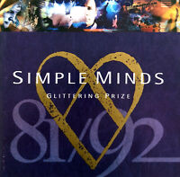 Simple Minds CD Glittering Prize 81/92 - Europe (EX+/M)