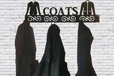 Fancy Metal Coat Hooks