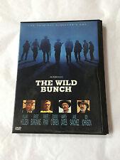 The Wild Bunch Original Director's Cut DVD