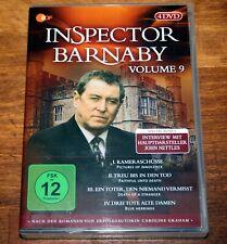Inspector Barnaby Vol. 9  [4 DVDs] (2010)