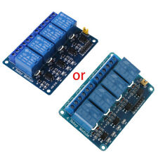 4 Channel 12V Relay Module with Optocoupler PIC/AVR/51/ARM Arduino Single Chip