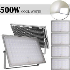 500w 240v Hi-q LED Flood Light Cool White Outdoor Garden Floodlight Lamp Park