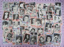 All American Girls W Professional Baseball League121 Cards AAGPBL Yahr Parks