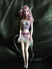Barbie Fairytopia doll purple sparkle Fairy