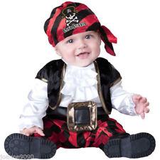 Disfraces de bebé piratas de bebé