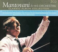 Mantovani & His Orchestra: Classic Album Collection by Mantovani (CD,...