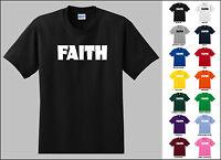 Faith Jesus Religious Christian T-shirt