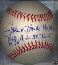 Frank Howard Hondo AL HR King Washington Senators Ball