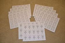 Statis Pro Baseball Cards - PRINTED AND PERFORATED - Any Major League Season