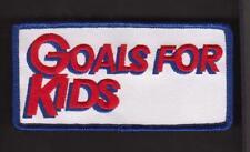 NHL WINNIPEG JETS GOAL FOR KIDS PATCH 2ND VERSION 1988/1990