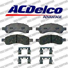 Front  Brake Pad-Ceramic Set For Buick Rainier Chevy Colorado SSR Trailblazer