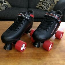 M4 Viper Roller Skates Sz 6 Mens, Elbow pads, and kneepads