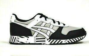 Asics Men's Lyte Classic Shoes NEW AUTHENTIC White/Black/Grey 1191A369-100
