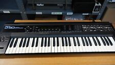 Roland D-50 Vintage 61 Key Linear Synth with Sam Ash Pro Pro Gig Bag Works Great