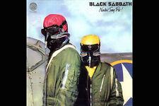 Black Sabbath Digital Guitar Tab NEVER SAY DIE! PDF Lessons on Disc Ozzy Iommi