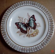 Churchill Sampsonite Collectors Plate BUTTERFLY #1