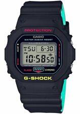 NEW Casio G-Shock DW5600CMB-1| BREEZY RAST | Black Teal Wristwatch