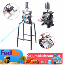 New Listingpneumatic Dual Diaphragm Pump Paint Glue Pump With Filter Suction Cup 13lmin