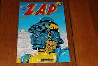 Zap Comix #7 Crumb Spain Clay Wilson Gilbert Shelton Bill Griffin Robt Williams