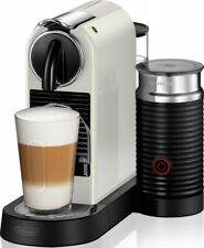 DeLonghi Nespressoautomat+Aeroccino EN 267.WAE ws weiß Espressoautomaten