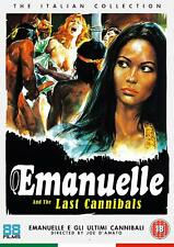 Emanuelle And The Last Cannibals (DVD) Laura Gemser, Gabrielle Tinti