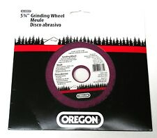 "OREGON 5-3/4"" x 3/16"" Grinding Wheel for Chainsaw Chain Bench Grinders OR534-316"
