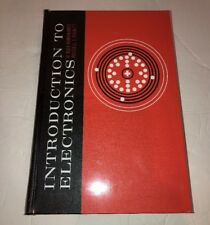 Introduction To Electronics by Romanowitz & Puckett 1968 Hardcover