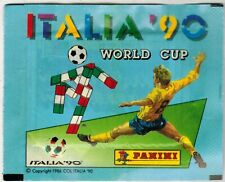 Italy 1990 Panini World Cup ´90 Soccer Sticker Pack