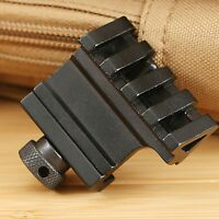 20mm Rail Mount Hunting 45 Degree Angle Offset Picatinny Weaver for Rifle Scope