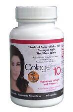 Special Price !!!!! COLAGEINA 10 Capsules hidro colagina 21 Mega collagen