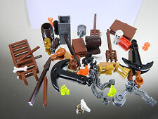 LEGO accessory # pack of 35 pcs # hobbit lotr lord of the rings for minifigures
