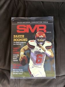 2019 National Convention Issue SMR Magazine Baker Mayfield Cover Sealed