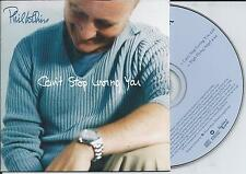 PHIL COLLINS - Can't stop loving you CD SINGLE 2TR EU CARDSLEEVE 2002