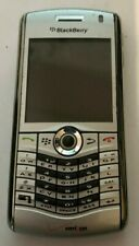 READ BEFORE YOU BUY BlackBerry Pearl 8130 Silver (Verizon) Cell Phone Good Used