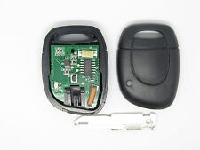 new for RENAULT CLIO II (02-08) FULL REMOTE KEY FOB ONE BUTTON 433MHZ