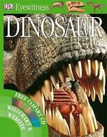 (Good)-dinosaur-eyewitness-guides (Paperback)-dorling-kindersley-1405321547